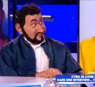 Cyril Hanouna annonce le retour des 'Guignols' sur C8.