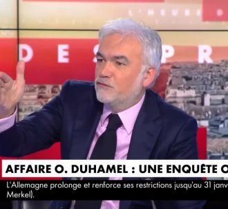 Pascal Praud recadre un chroniqueur après une blague sur...