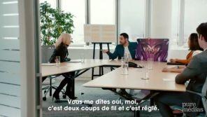 TF1 : Camille Combal, Brigitte Macron et Didier Deschamps dans un clip comique de promotion des Pièces jaunes