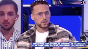 """""""Les princes de l'amour"""" : La préfecture de police charge Zoubir après son passage dans """"TPMP"""""""
