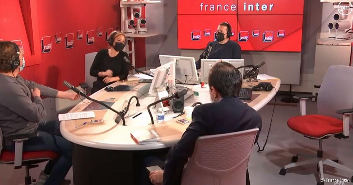 Thomas Sotto s'incruste sur l'antenne de France Inter pour surprendre Léa Salamé - OZAP