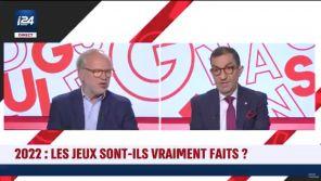 """""""Arrêtez de dire n'importe quoi ! C'est insupportable !"""" : Laurent Joffrin et Jean Messiha s'écharpent sur i24News"""