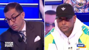 """Booba vire Jean Messiha du plateau de """"Touche pas à mon poste"""""""