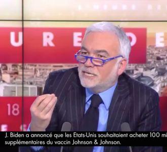 Pascal Praud dézingue Samuel Etienne sur CNews