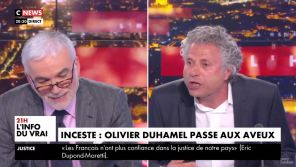 """Je ne suis pas le complice des pédophiles !"" : Gilles-William Goldnadel enrage contre Pascal Praud sur CNews"