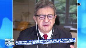 """""""Ils ont pris une belle taule !"""" : Mélenchon flingue l'émission politique de F2 et son décor de """"crématorium"""""""