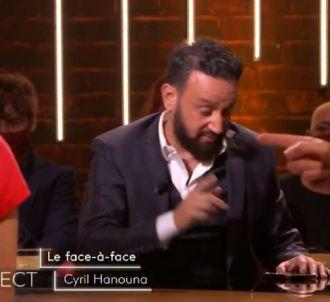 Cyril Hanouna dans 'On est en direct' sur France 2