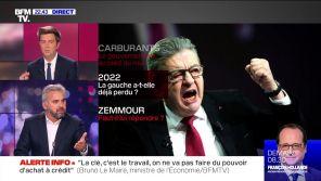 """""""Vous trouvez que c'est une photo objective ? : Accrochage entre Alexis Corbière et Maxime Switek sur BFMTV"""