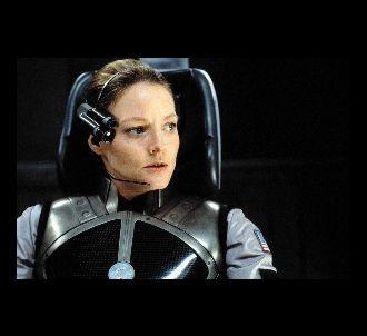Jodie Foster dans 'Contact' de Robert Zemeckis.