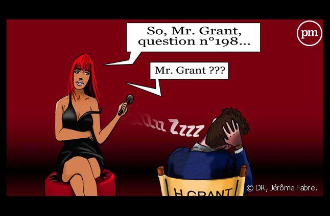 Hugh Grant fut ma première fois. Oui j'ai souffert et ceux qui vous disent le contraire sont des menteurs.