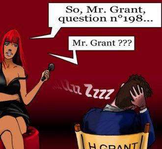 Hugh Grant fut ma première fois. Oui j'ai souffert et...
