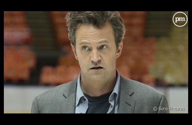 "Matthew Perry dans ""Mr. Sunshine""."