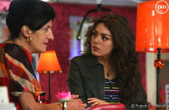 "Sofia Essaïdi dans ""Aïcha"""