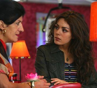 Sofia Essaïdi dans 'Aïcha'