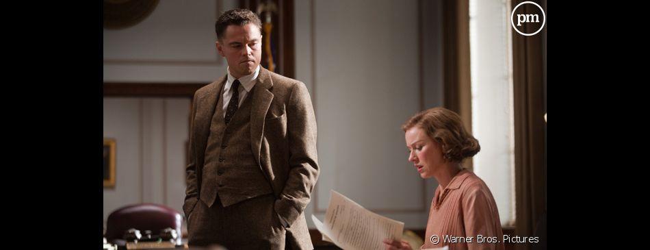 "Leonardo DiCaprio et Naomi Watts dans ""J. Edgar"""