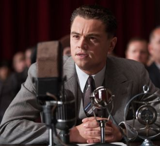 Leonardo DiCaprio dans 'J. Edgar'
