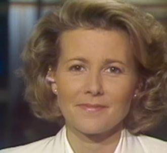 Claire Chazal présente son premier JT, le 16 août 1991.