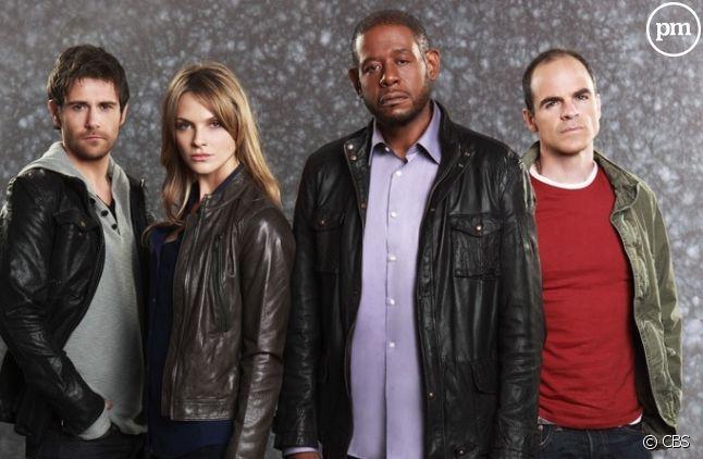 """Le cast de """"Criminal Minds : Suspect Behavior"""""""