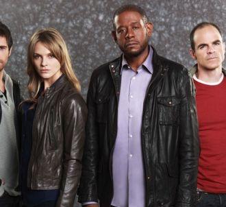 Le cast de 'Criminal Minds : Suspect Behavior'