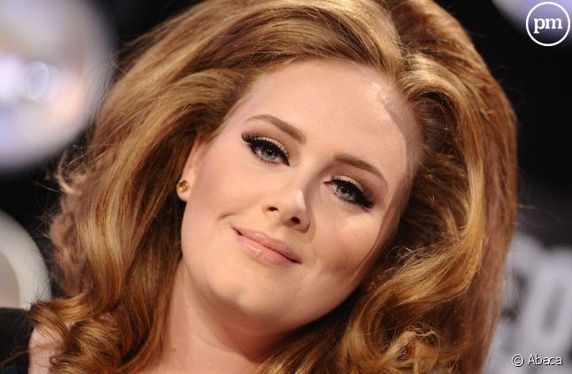 Adele aux MTV Video Music Awards 2011