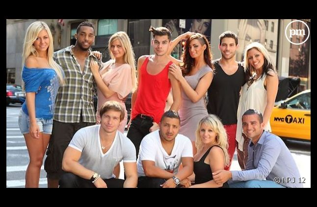 """""""Les Anges de la télé-réalité"""", saison 3 (2011)."""