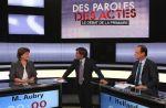 Audiences : le débat Aubry/Hollande très suivi par les plus de cinquante ans