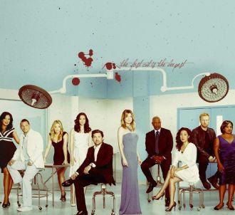 Le cast de 'Grey's Anatomy' saison 7