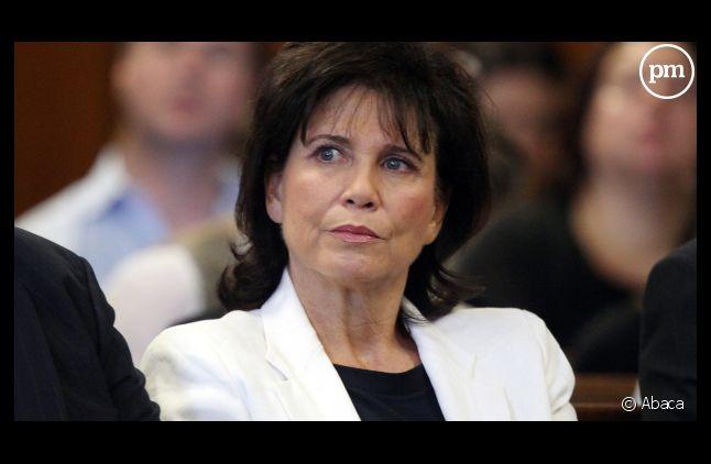 Anne Sinclair, future patronne de l'Huffington Post ?