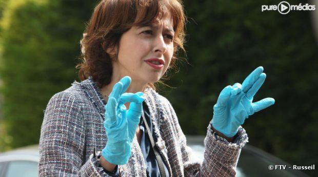 """Valérie Bonneton dans """"Fais pas ci, fais pas ça"""" sur France 2"""