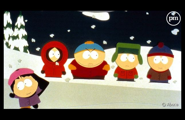 "La série animée ""South Park"""