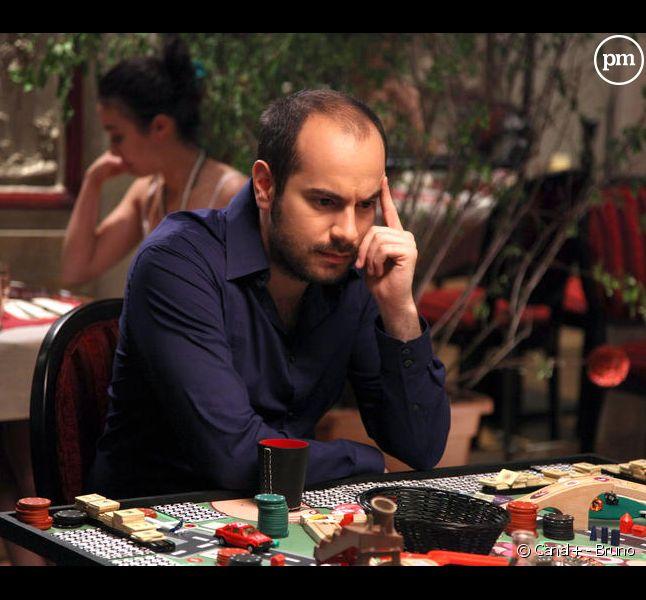 """Kyan Khojandi est le héros de la série """"Bref"""" sur Canal+<br />"""