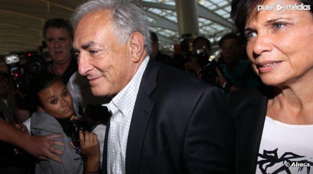 Dominique Strauss-Kahn et Anne Sinclair