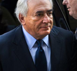 Dominique Strauss-Kahn, le 17 novembre 2011.