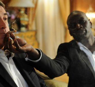 François Cluzet et Omar Sy dans 'Intouchables'