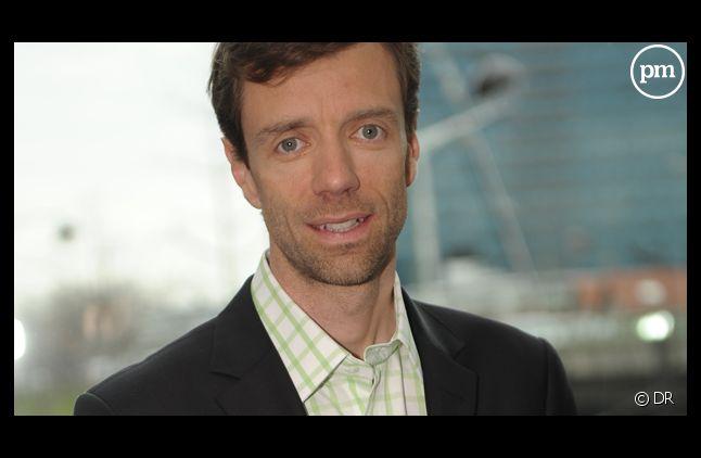 Guillaume Dubois, Directeur Général de BFM TV.