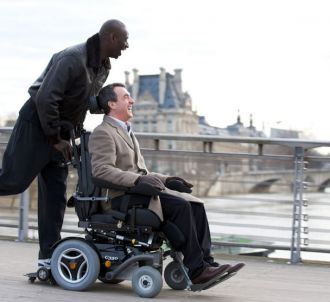 Omar Sy et François Cluzet dans 'Intouchables'