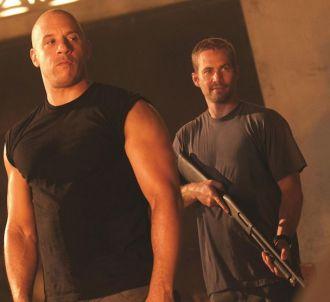 Vin Diesel et Paul Walker dans 'Fast & Furious 5'