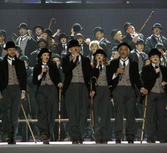 'Les Enfoirés' en 2009