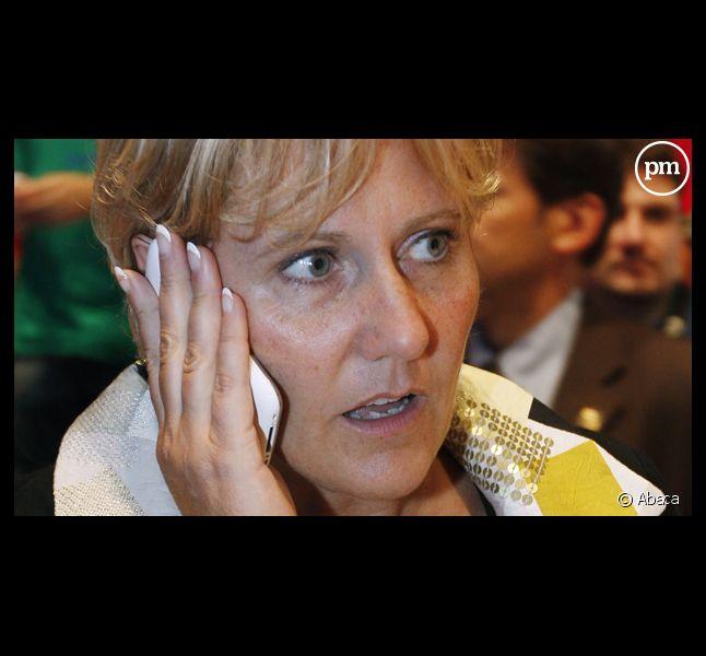 Nadine Morano, une ministre accro à twitter.