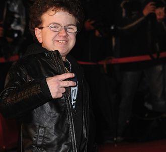 Keenan Cahill sur le tapis rouge des 'NRJ Music Awards...