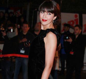 Nolwenn Leroy sur le tapis rouge des 'NRJ Music Awards...