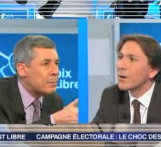 Clash entre Henri Guaino et un conseiller PS.
