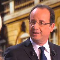 François Hollande répond aux attaques de Nicolas Sarkozy sur sa compagne