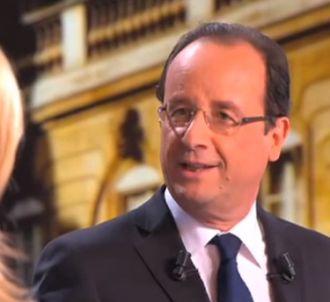 François Hollande répond aux attaques de Nicolas Sarkozy...