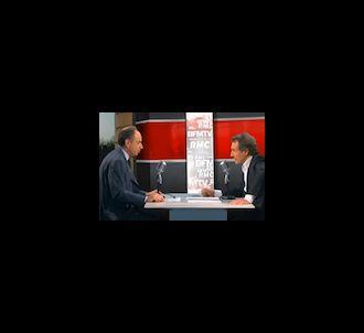 Jean-François Copé et Jean-Jacques Bourdin sur BFM TV et...