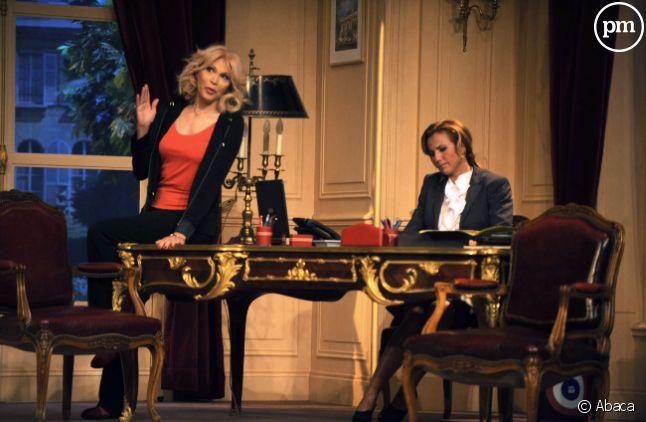 """""""Panique au ministère"""" avec Amanda Lear diffusé ce soir sur France 4."""