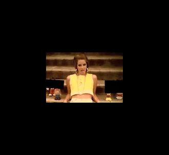 Lana Del Rey dans le clip 'Carmen'