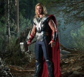Chris Hemsworth dans 'Avengers'
