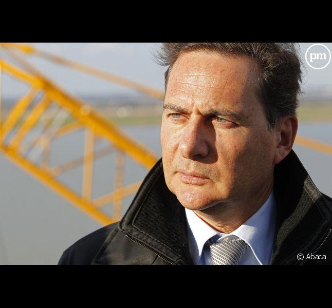 Le ministre de l'Industrie, Eric Besson.