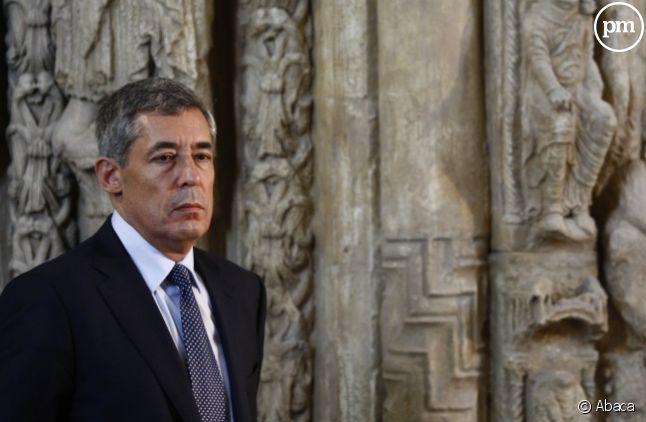 Henri Guaino, conseiller spécial de Nicolas Sarkozy.